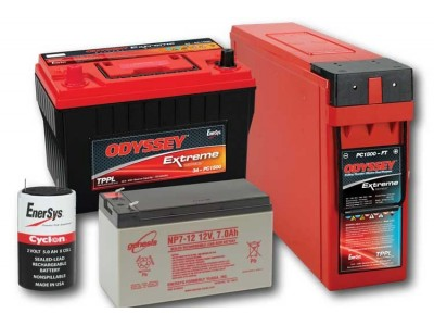 Performance Lead Batteries